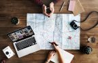 digital nomadism: welcome to my office